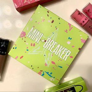 NWT Jeffree Star Cosmetics Mini Breaker Palette